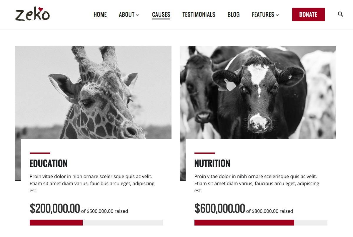 Zeko Documentation - ThemeIsle Docs - 웹