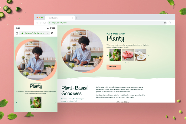 planty-mobile Planty - Cafe & Restaurant Template Kit theme WordPress
