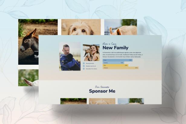 sanctuary-sponsor Animal Sanctuary - Non-Profit Template Kit theme WordPress