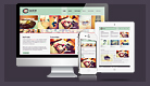 Calisto Responsive Site Template