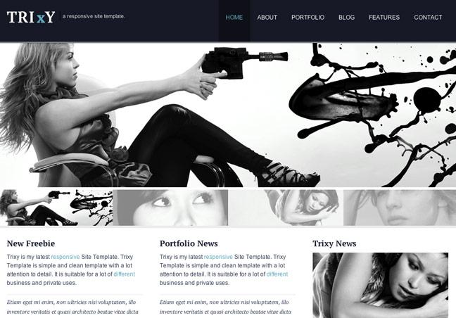 Premium Site template