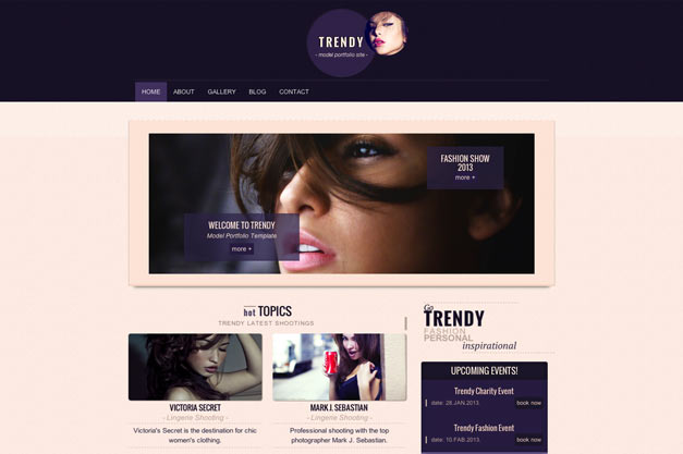 Trendy WordPress Theme – Additional Layout Tutorial