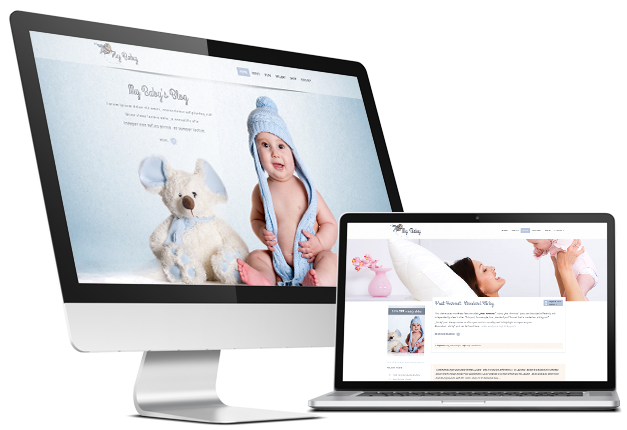Children WordPress Theme