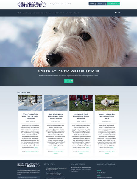 North Atlantic Westie Rescue
