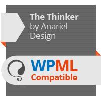 WPML Compatible Theme
