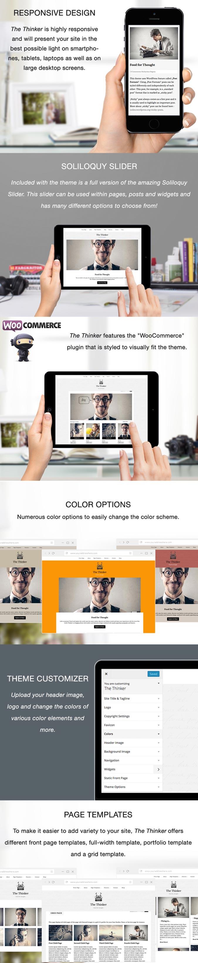 Simple Blog WordPress Theme