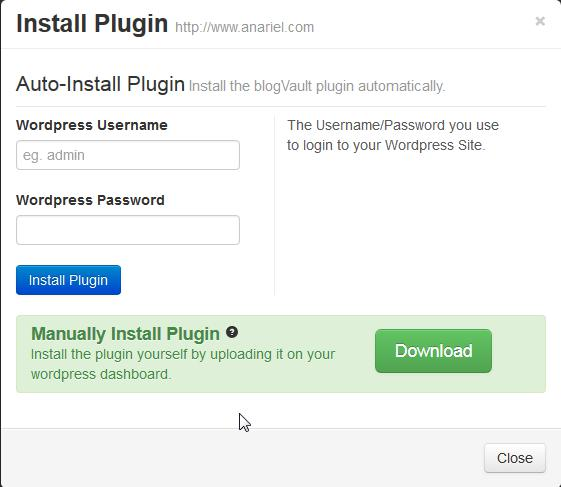 InstallPlugin