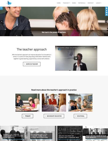 stichting leerkracht