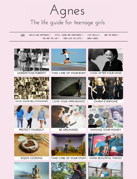 Agnes for Girls