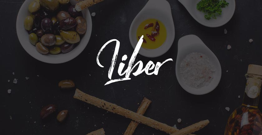 How to build a restaurant Website with Liber WordPress theme