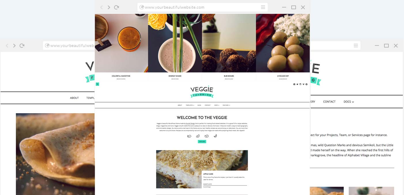 Veggie | How to Start a blog