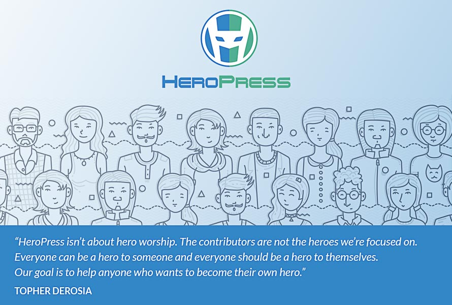 The value of HeroPress for the WordPress Community