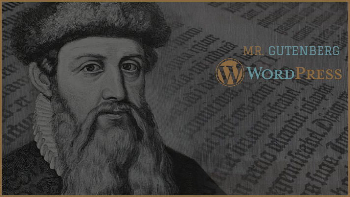 image of gutenberg