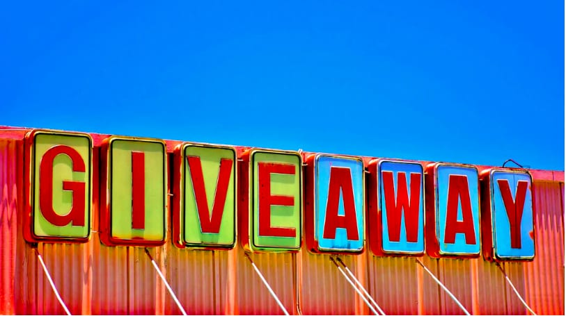 How to Create a Giveaway Contest that Drives Traffic to your Site