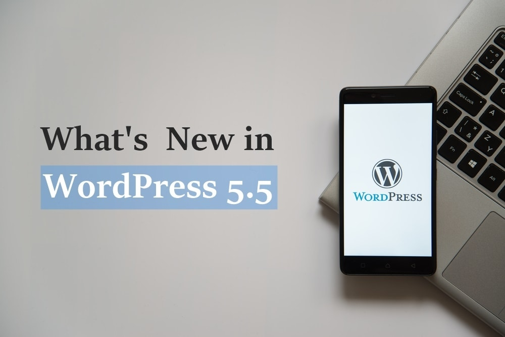 Handy New Features in The Latest WordPress 5.5 Version